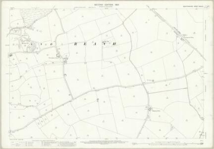Bedfordshire XXVIII.3 (includes: Heath and Reach; Hockliffe; Potsgrove) - 25 Inch Map