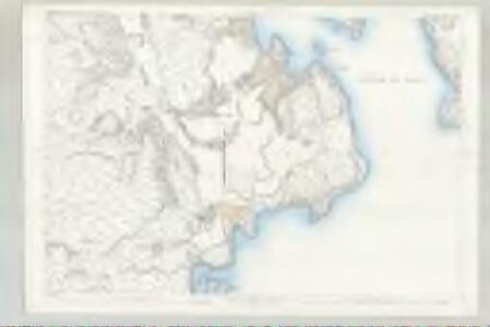 Argyll and Bute, Sheet LXXXII.6 (Kilninian) - OS 25 Inch map