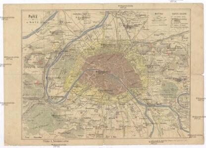 Paříž a okolí