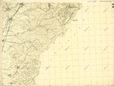 III. vojenské mapování 4665/1