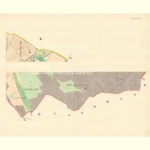 Nesdenitz - m1972-1-005 - Kaiserpflichtexemplar der Landkarten des stabilen Katasters