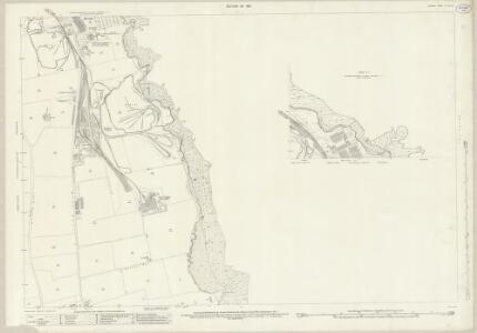 Durham IV.15 (inset IV.11) (includes: Boldon; South Shields) - 25 Inch Map