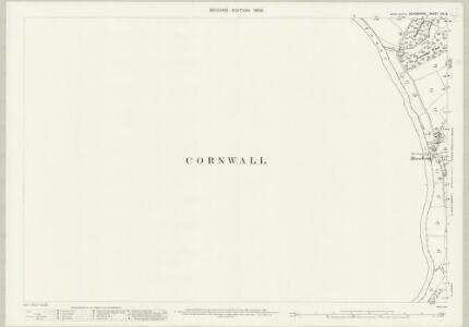 Devon CIV.8 (includes: Lamerton; Milton Abbot; Stoke Climsland; Sydenham Damerel) - 25 Inch Map