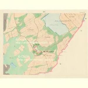 Kwitkowitz - c3760-1-003 - Kaiserpflichtexemplar der Landkarten des stabilen Katasters