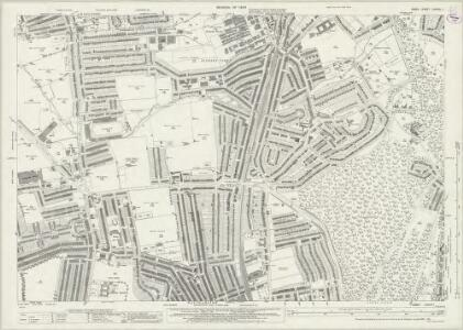 Essex (New Series 1913-) n LXXVIII.1 (includes: Walthamstow) - 25 Inch Map