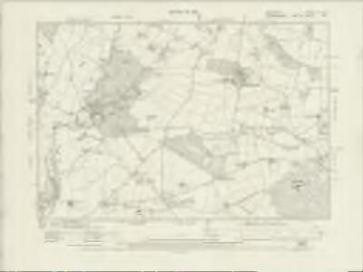 Shropshire IX.SE - OS Six-Inch Map