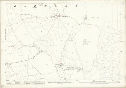 Yorkshire CXXXIII.7 (includes: Bordley; Malham Moor; Thresfield) - 25 Inch Map