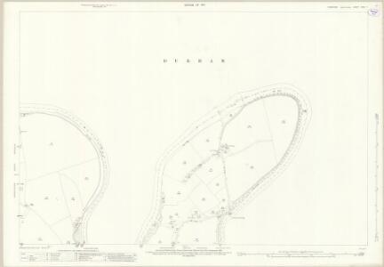 Yorkshire XXVI.7 (includes: Eryholme; Hurworth; Neasham) - 25 Inch Map
