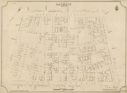 Balmain, Sheets 65 &66, 2nd ed. 1897