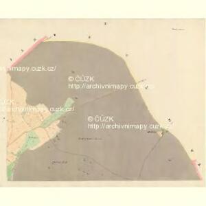 Babina - c0050-1-002 - Kaiserpflichtexemplar der Landkarten des stabilen Katasters