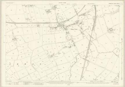 Cumberland XXVIII.2 (includes: Dundraw) - 25 Inch Map