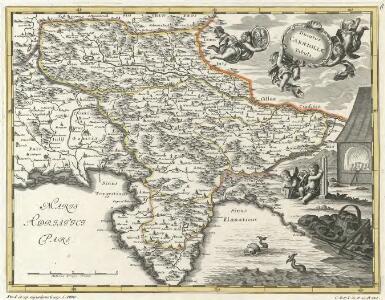 Ducatus Carnioliae Tabula