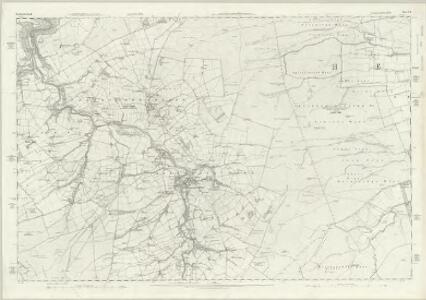 Northumberland CII - OS Six-Inch Map