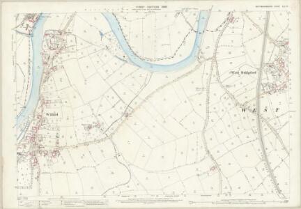 Nottinghamshire XLII.10 (includes: Nottingham; West Bridgford) - 25 Inch Map