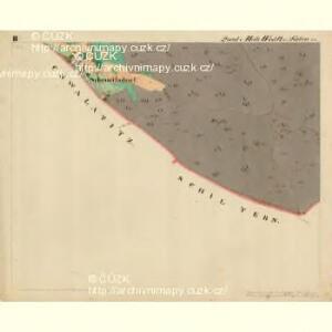 Schroeflsdorf - m3553-3-003 - Kaiserpflichtexemplar der Landkarten des stabilen Katasters
