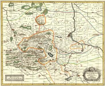 Episcopatvs Halberstadensis Descriptio nova