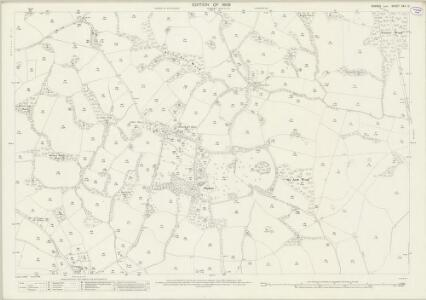 Sussex XXX.12 (includes: Bodiam; Salehurst) - 25 Inch Map