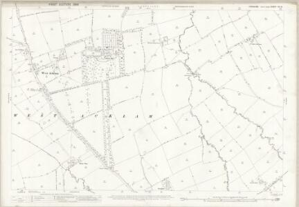 Yorkshire XVI.6 (includes: Marton; Middlesbrough; Stainton) - 25 Inch Map