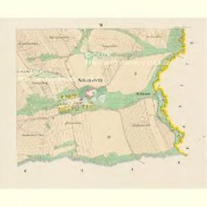 Schossenreith - c0799-1-004 - Kaiserpflichtexemplar der Landkarten des stabilen Katasters
