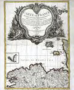 Carte de France, 1