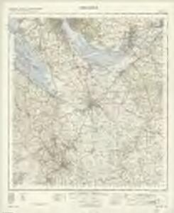 Chester - OS One-Inch Map