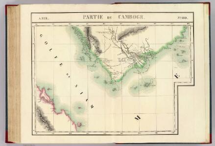 Partie de Camboge. Asie 110.