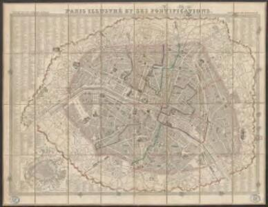 Paris illustré et ses fortifications