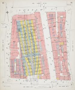 Insurance Plan of Glasgow Vol. I: sheet 11