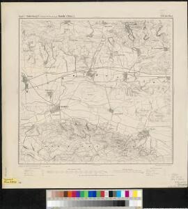Messtischblatt 278 : Kelbra, 1872 Kelbra