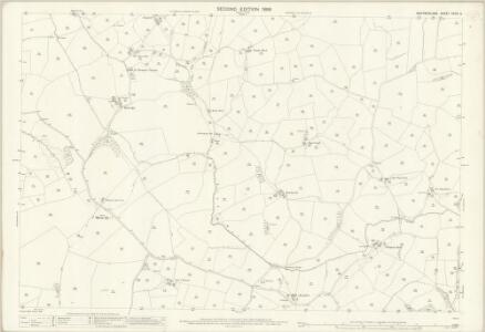 Westmorland XXXIV.5 (includes: Skelsmergh; Whinfell; Whitwell And Selside) - 25 Inch Map