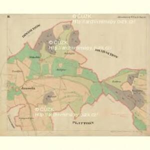 Albrechtsried - c0012-1-002 - Kaiserpflichtexemplar der Landkarten des stabilen Katasters