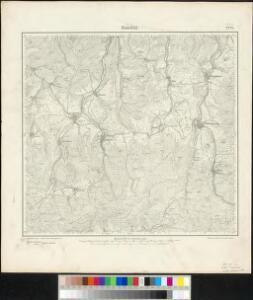 Meßtischblatt 2728 : Bödefeld, 1900