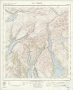 Loch Lomond - OS One-Inch Map