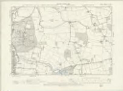 Essex IX.SW - OS Six-Inch Map