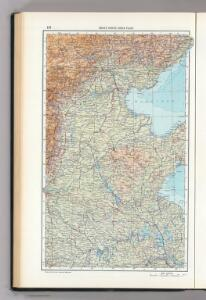 113.  Great North China Plain.  The World Atlas.
