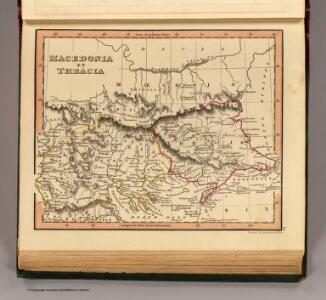 Macedonia et Thracia.