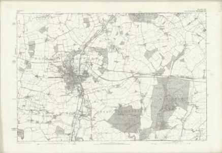Hertfordshire XXIII - OS Six-Inch Map