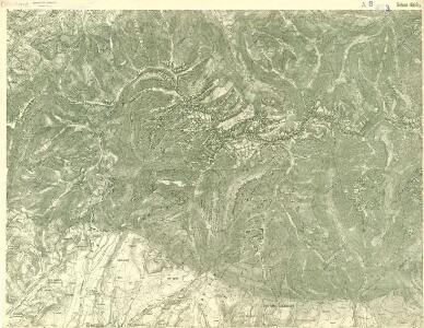 III. vojenské mapování 4363/2