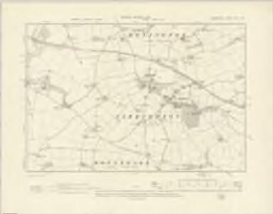 Shropshire XLIV.SE - OS Six-Inch Map