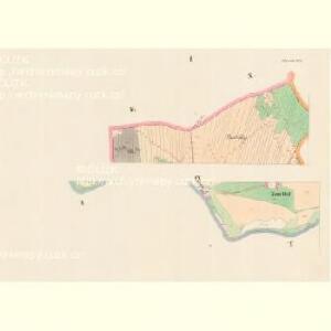 Plawsko - c5821-1-001 - Kaiserpflichtexemplar der Landkarten des stabilen Katasters