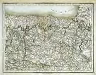[Carte d'Espagne et de Portugal en neuf feuilles, 2]