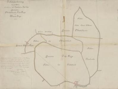 Polders lozende door het Oudeland van Oude-Tonge, gemeente Middelharnis, Oude-Tonge en Nieuwe-Tonge.