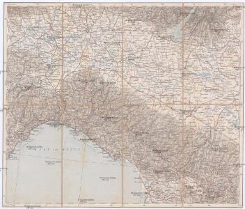 Mailand, Genua, Bologna, Florenz