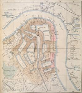 Insurance Plan of London: sheet 4