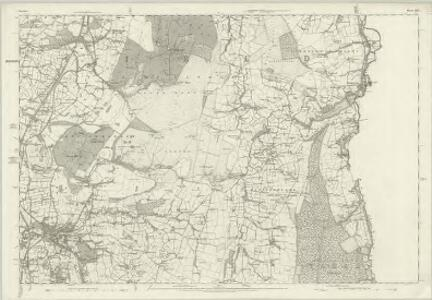 Cheshire XXVI - OS Six-Inch Map