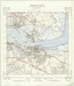 TQ67 - OS 1:25,000 Provisional Series Map