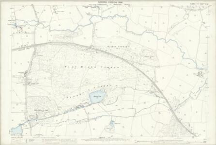 Sussex XX.12 (includes: Harting; Rogate) - 25 Inch Map