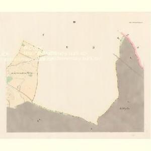 Ober und Unter Nezditz (Horonezdic) - c5106-1-003 - Kaiserpflichtexemplar der Landkarten des stabilen Katasters
