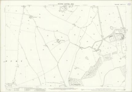 Berkshire XLI.4 (includes: Hungerford; Inkpen; Kintbury) - 25 Inch Map
