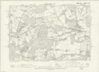Sussex IV.NE - OS Six-Inch Map